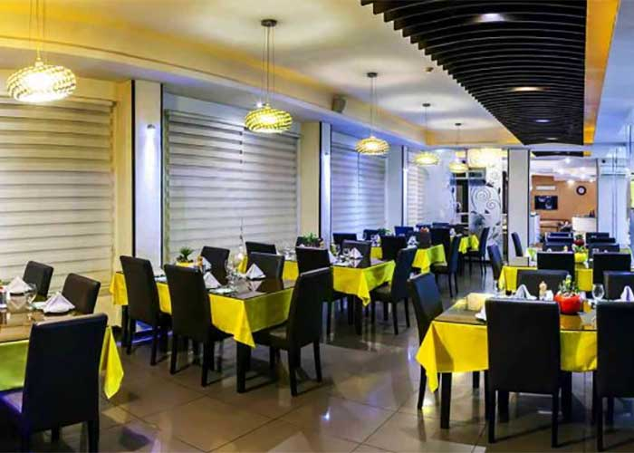 تصاویر رستوران هتل اسپادانا اصفهان