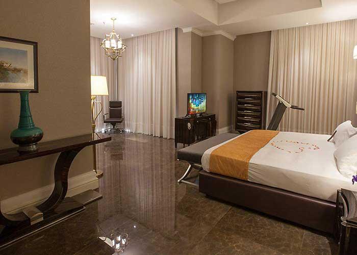 سوئیت پرزیدنت هتل اسپیناس پالاس تهران