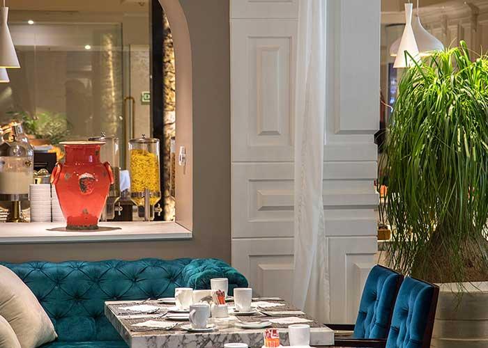 عکس رستوران لاتون هتل اسپیناس پالاس تهران