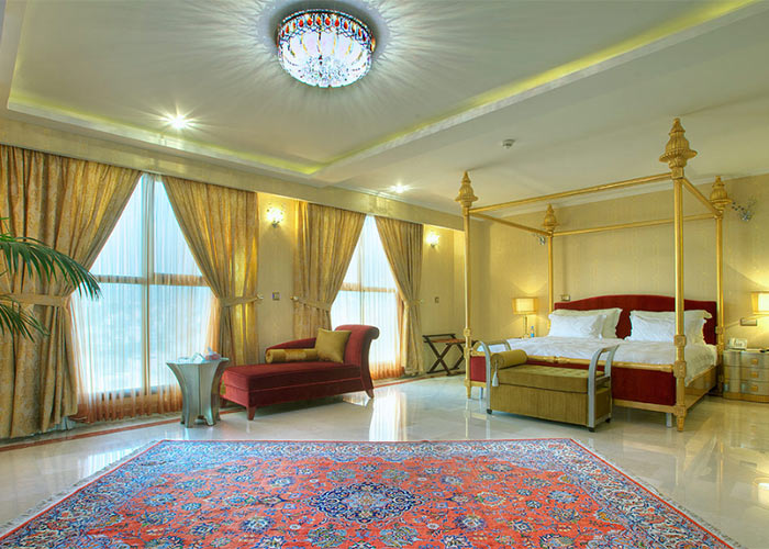 سوئیت پرزیدنتال هتل اسپیناس