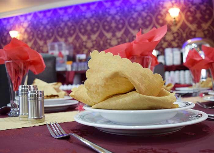 رستوران هتل آپارتمان استقبال تبریز