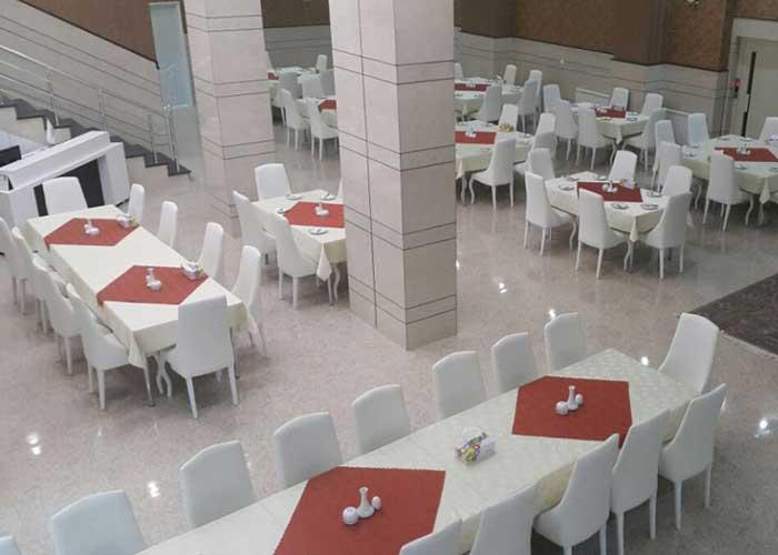 سالن عروسی هتل آپارتمان استقبال تبریز