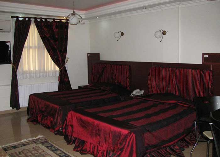 هتل استقبال تهران