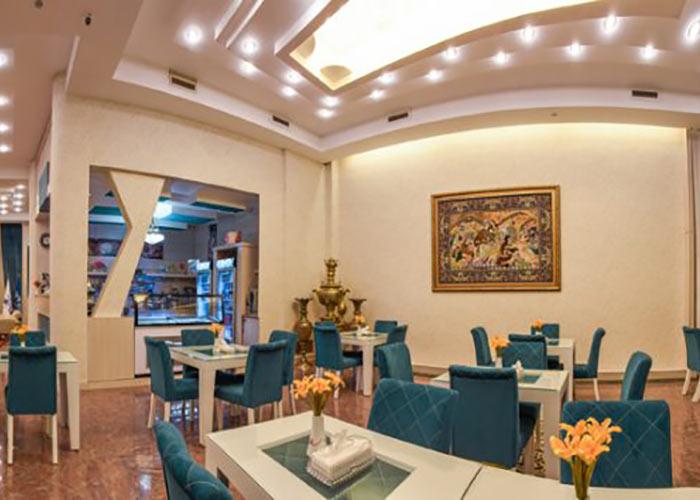 تصاویر هتل استقلال قم