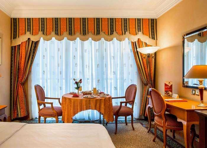 مبلمان سوئیت هتل استقلال تهران