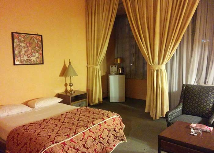 اتاق دو تخته دبل هتل استقلال تهران