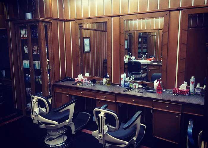 آرایشگاه هتل استقلال تهران