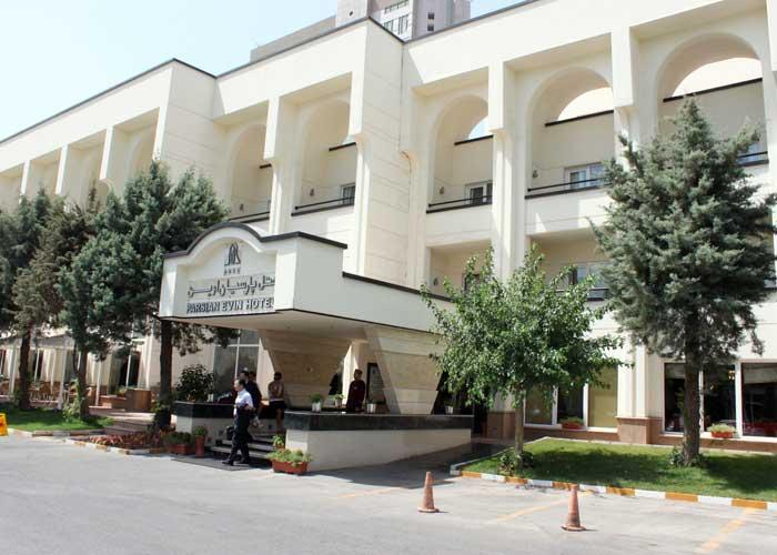 ساختمان هتل اوین تهران
