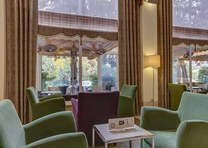 رستوران پردیس هتل اوین تهران