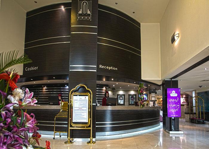 لابی هتل اوین تهران
