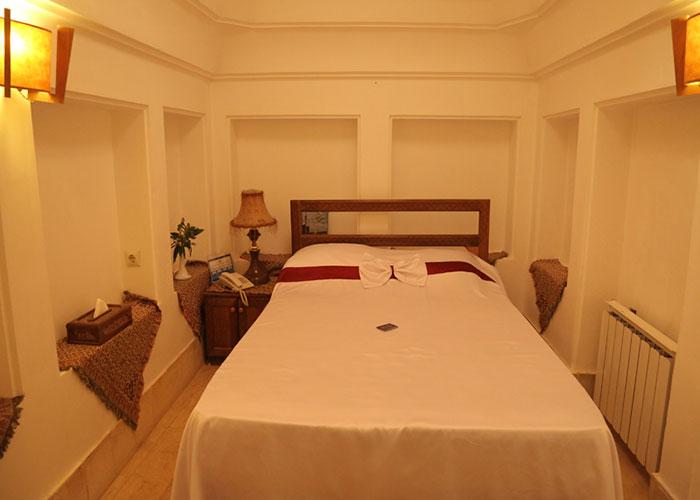 تصاویر اتاق هتل موزه فهادان یزد