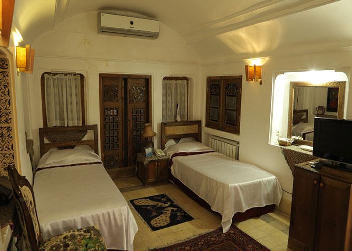 عکس اتاق هتل موزه فهادان