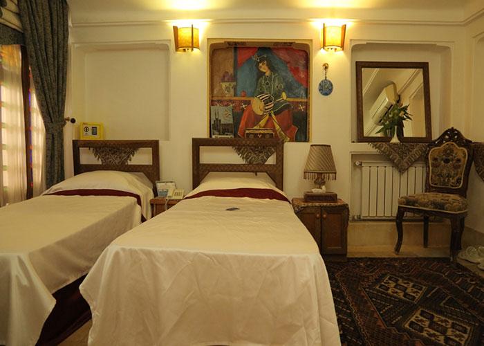 تصاویر اتاق هتل موزه فهادان