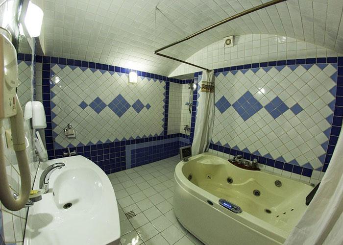 سرویس بهداشتی هتل موزه فهادان یزد