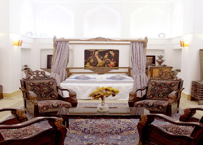 دبل هتل موزه فهادان یزد