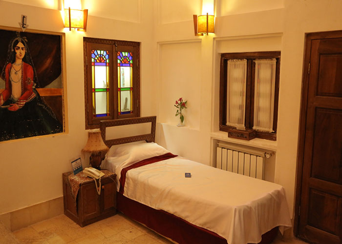 یک تخته هتل موزه فهادان یزد