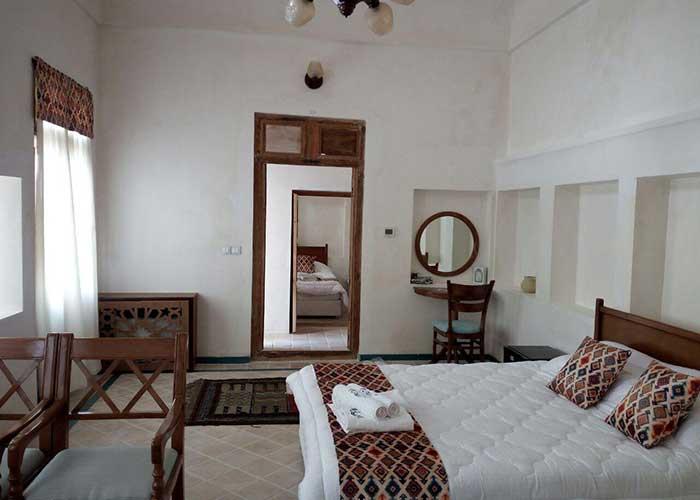 اتاق چهار تخته اقامتگاه فلاحتی