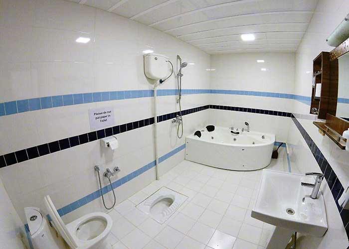 سرویس بهداشتی اقامتگاه فانوس ویونا