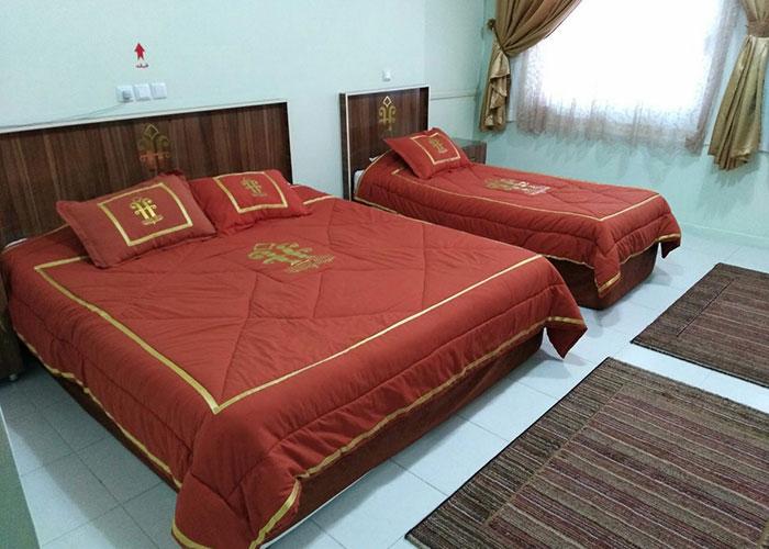 عکس سه تخته هتل فرهنگ یزد