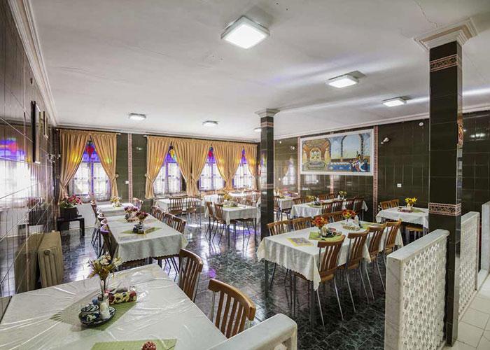 عکس رستوران هتل فرهنگ یزد