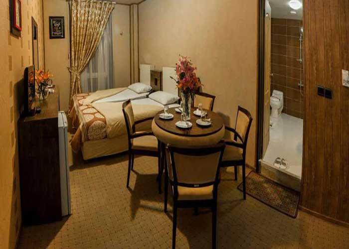 امکانات اتاق هتل فرهنگ و هنر مشهد