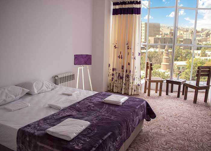 دو تخته هتل فرید تبریز