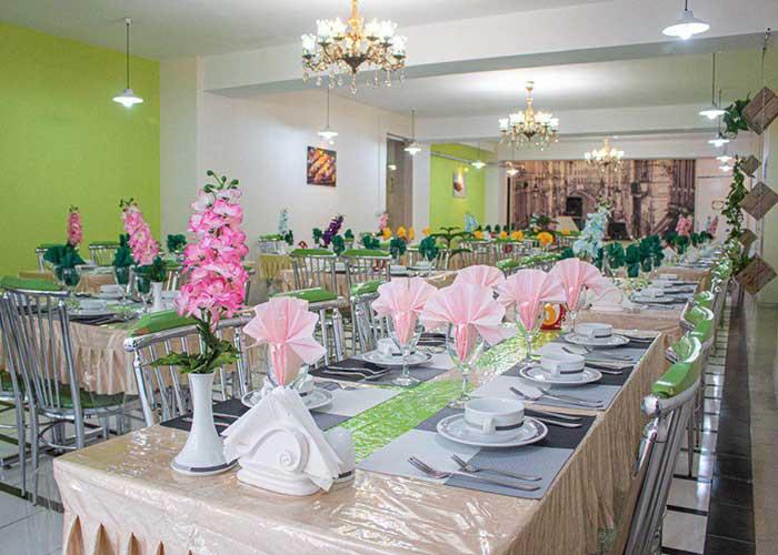 عکس رستوران هتل فرید تبریز