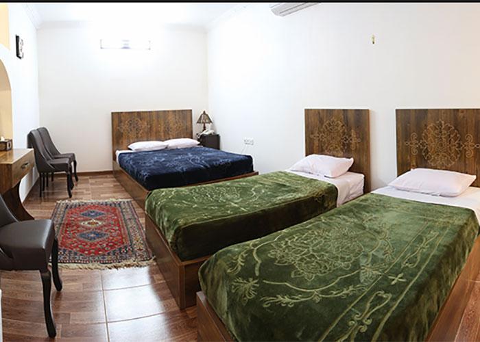 اتاق هتل سنتی فاضلی یزد