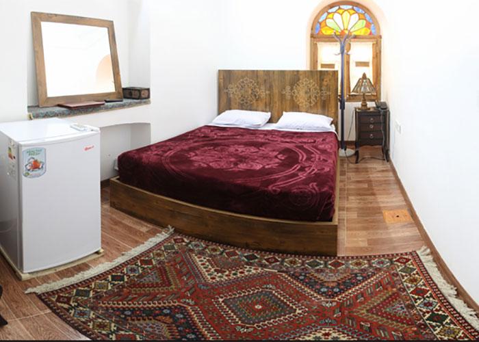 عکس اتاق هتل فاضلی یزد