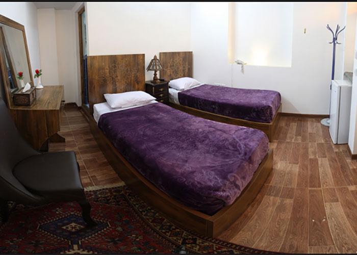 تصاویر اتاق هتل فاضلی یزد
