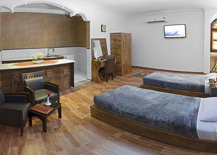 سوئیت هتل سنتی فاضلی یزد