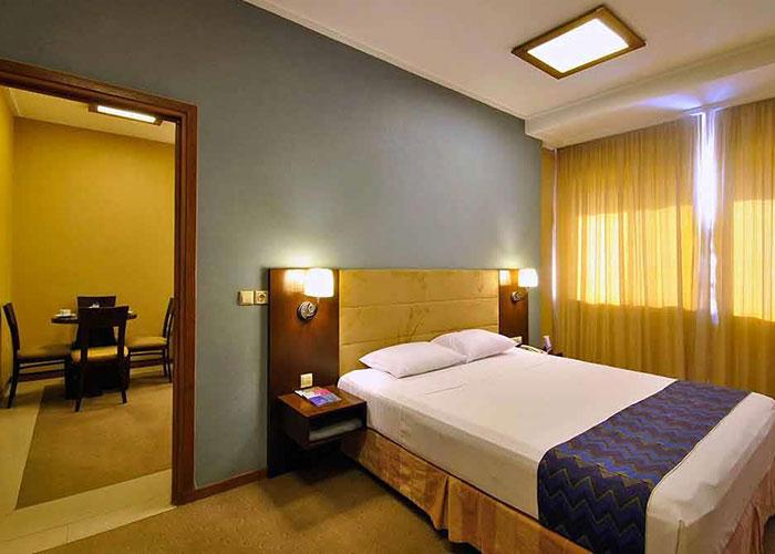 هتل فردوس مشهد