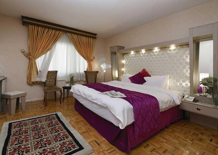 اتاق دو تخته VIP هتل فردوسی تهران