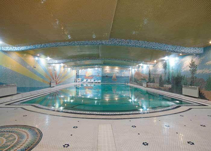 استخر هتل فردوسی تهران