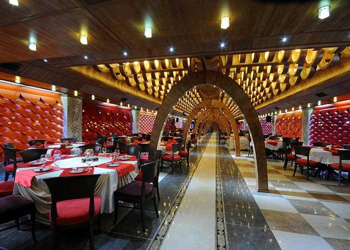 سالن دریا هتل فردوسی تهران