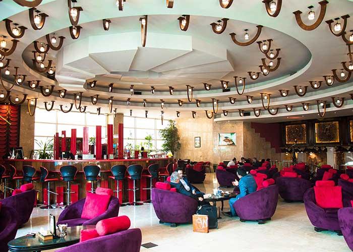 کافی شاپ هتل فردوسی تهران