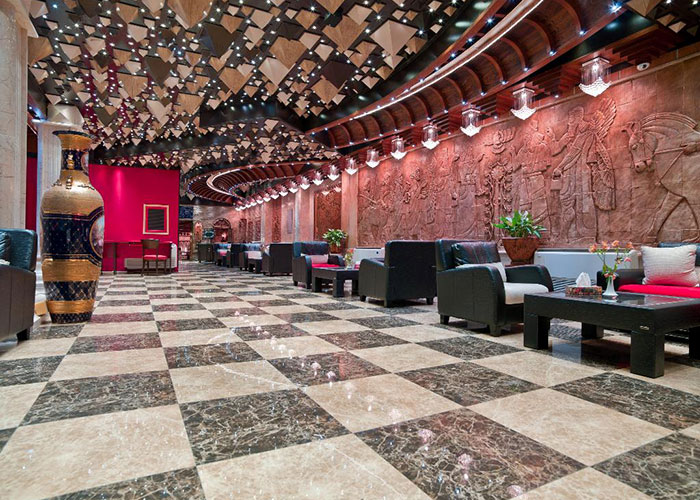 لابی هتل فردوسی تهران