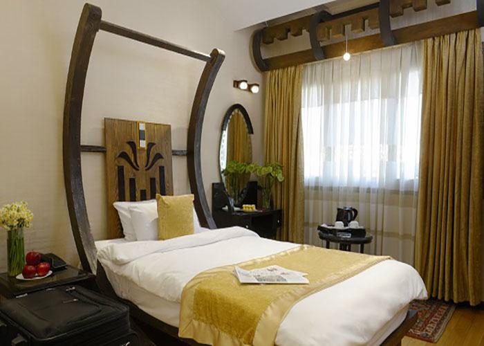 اتاق یک تخته هتل فردوسی تهران