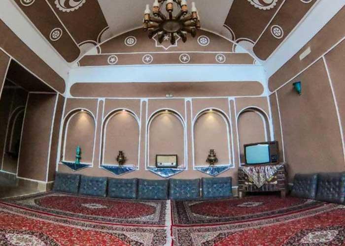 تصاویر رستوران هتل سنتی فیروزه یزد