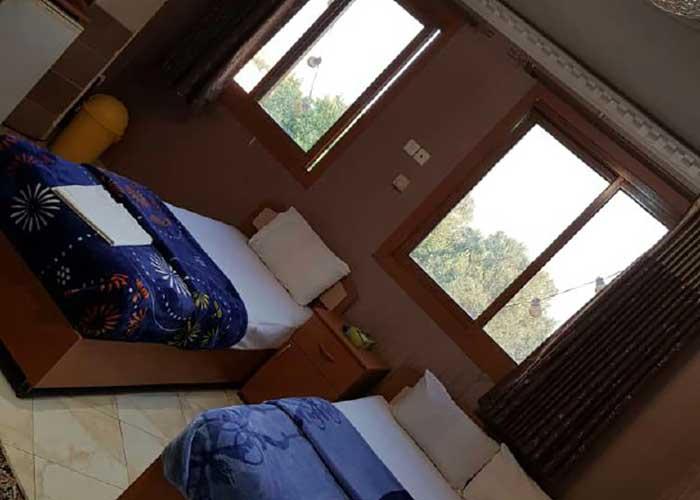 سوئیت یک خوابه هتل آپارتمان قصر