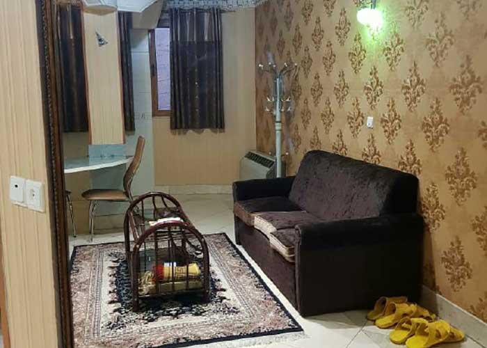 تصاویر داخل سوئیت های هتل قصر اصفهان