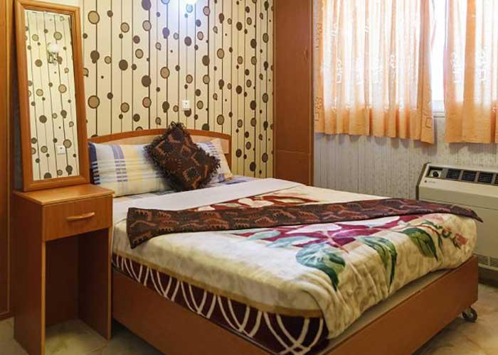 اتاق دو تخته هتل آپارتمان قصر اصفهان