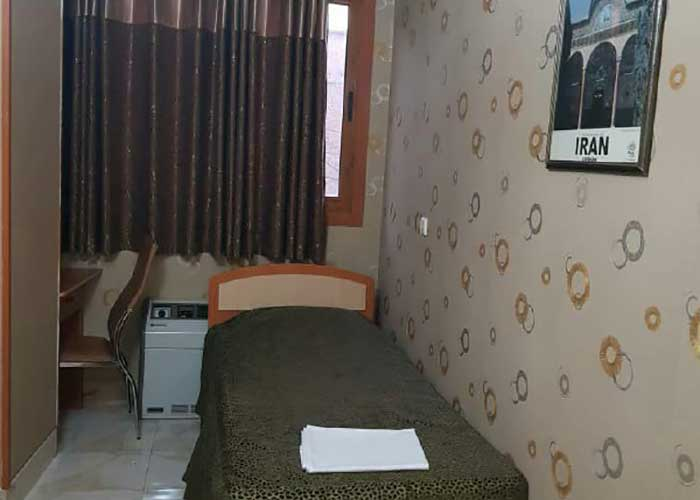 سوئیت های هتل آپارتمان قصر اصفهان