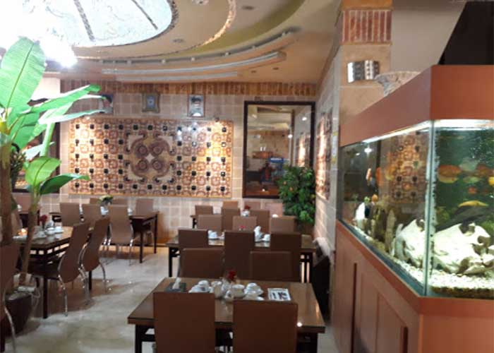 رستوران هتل آپارتمان قصر