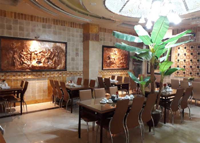 رستوران هتل آپارتمان قصر اصفهان