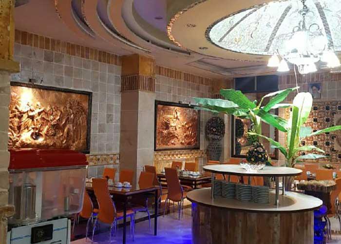 تصاویر رستوران هتل قصر