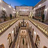 اقامتگاه سنتی قصر منشی اصفهان
