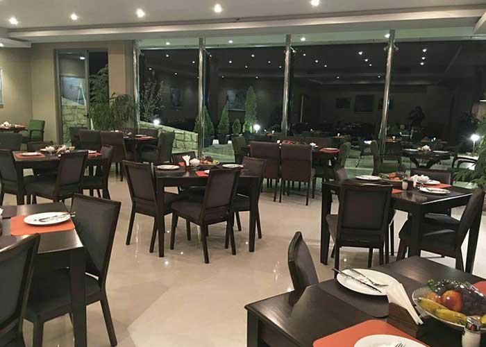 رستوران بوریتو مجتمع اقامتی گلستانکوه خوانسار