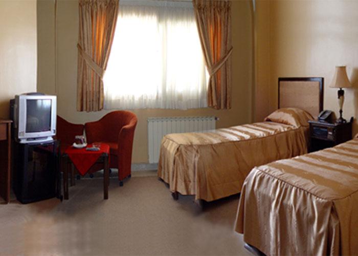 هتل جهانگردی گلپایگان