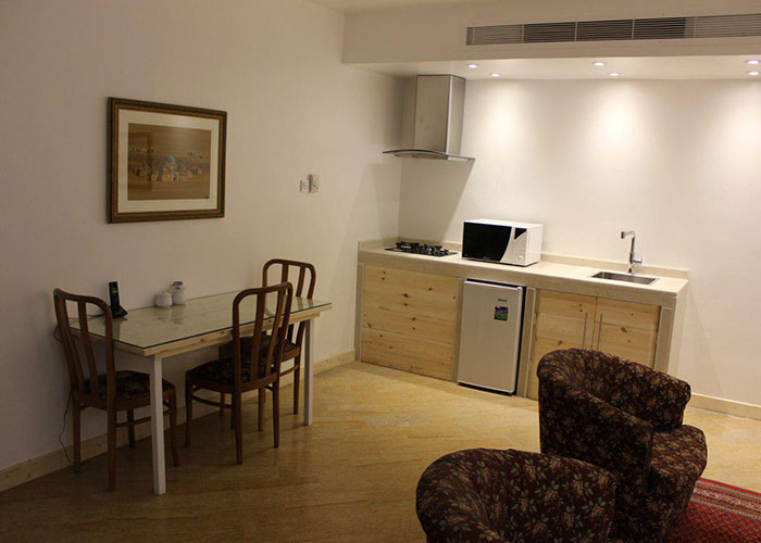 هتل آپارتمان گلشهر تهران